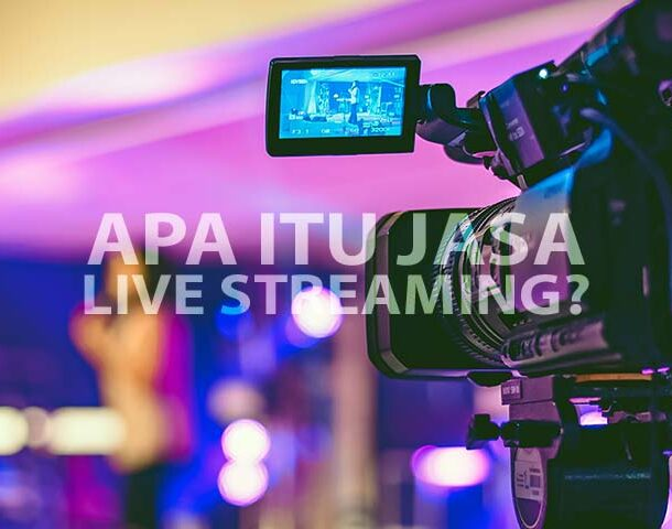 Apa itu Jasa Live Streaming